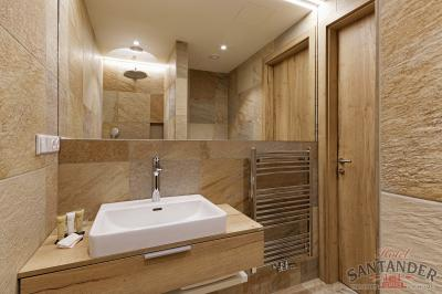 Deluxe koupelna