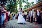 Svatba na terase