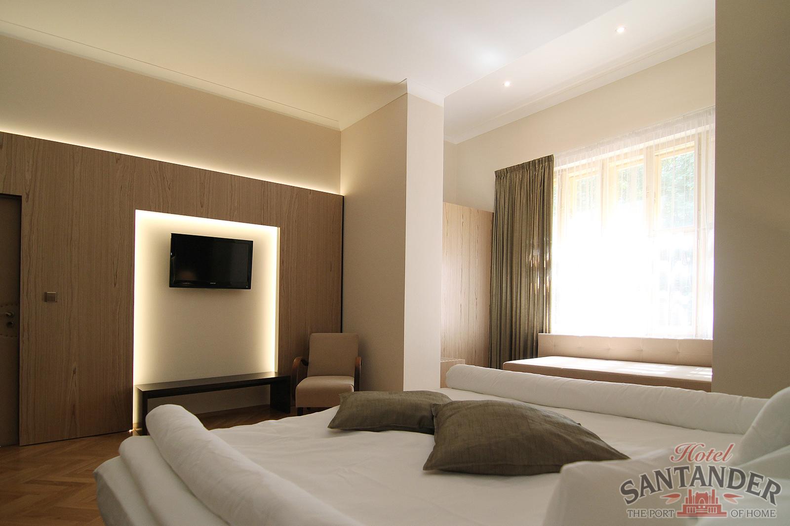 Superior hotel santander brno for Superior hotel